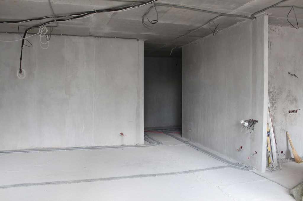 Черновая отделка квартиры: что это, черновой ремонт квартире и новостройке, плюсы и минусы