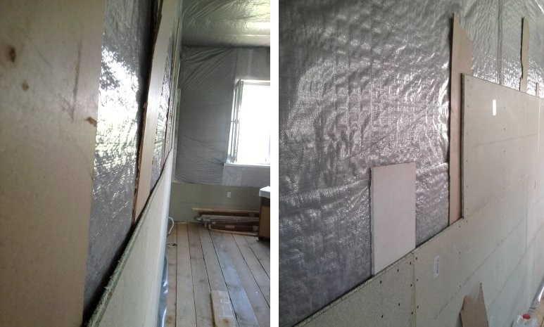 Шпунтованная ДСП: для пола, стен, потолка, виды, характеристики, монтаж