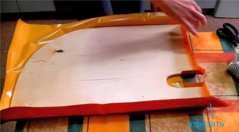 Cамоклеющаяся пленка для мебели: виды, поклейка