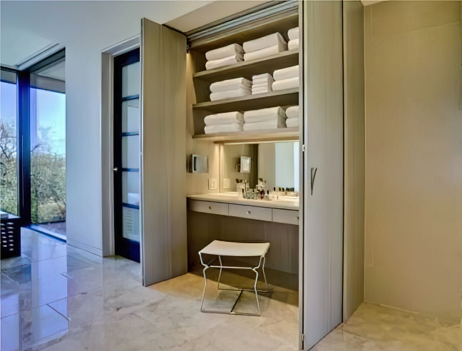 Высота туалетного столика: стандартные и нестандартные размеры