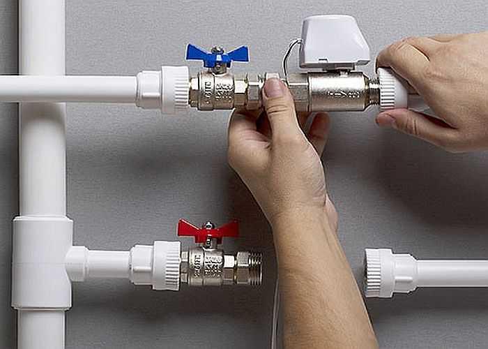 Какую систему защиты от протечек воды выбрать: устройство, компоненты, выбор