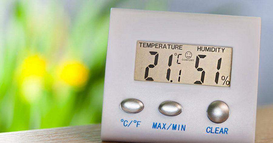 Влажность воздуха в квартире: норма, измерение, правила