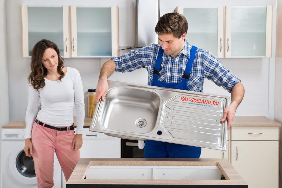 Как выбрать мойку для кухни: практические советы + главные критерии