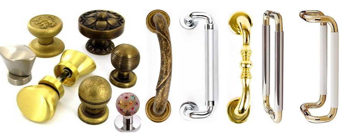 Как выбрать ручки для межкомнатных дверей: виды, производители