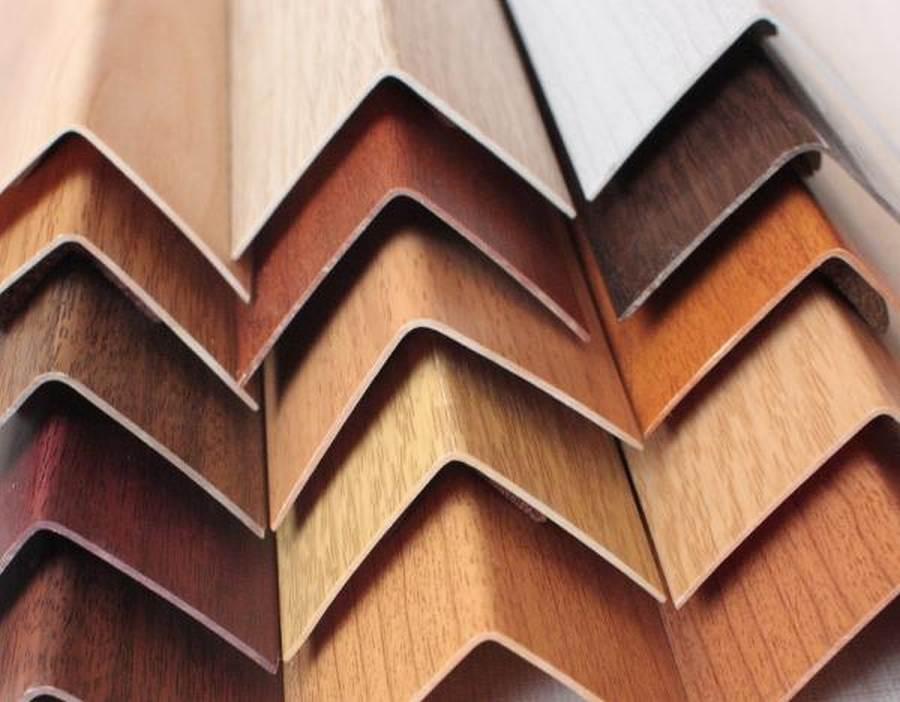 Уголки пластиковые для защиты углов стен: виды, порядок монтажа