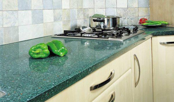 Столешница из искусственного камня своими руками: технология изготовления в домашних условиях