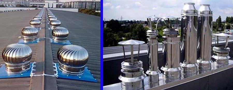Вентиляционный дефлектор: виды, характеристики + как работает вытяжной дефлектор