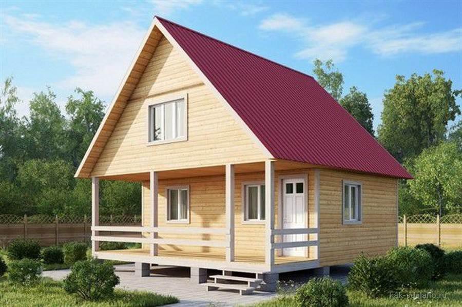Основные виды крыш частных домов: подробно о выборе конструкции (30+ фото)