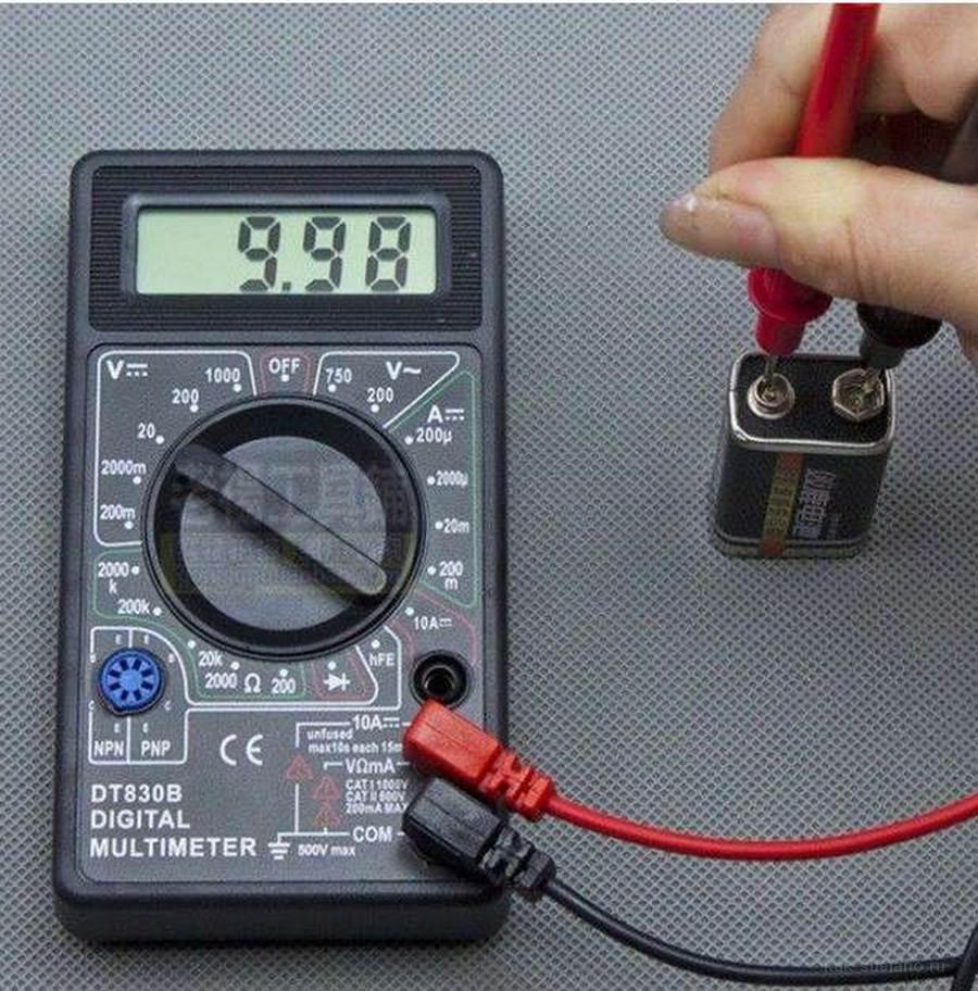 Как пользоваться мультиметром пошаговая инструкция
