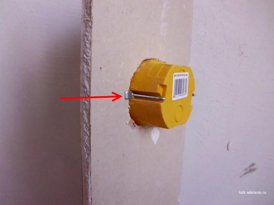 Установка подрозетников: пошаговый инструктаж по монтажу подрозетников в бетон и гипсокартон