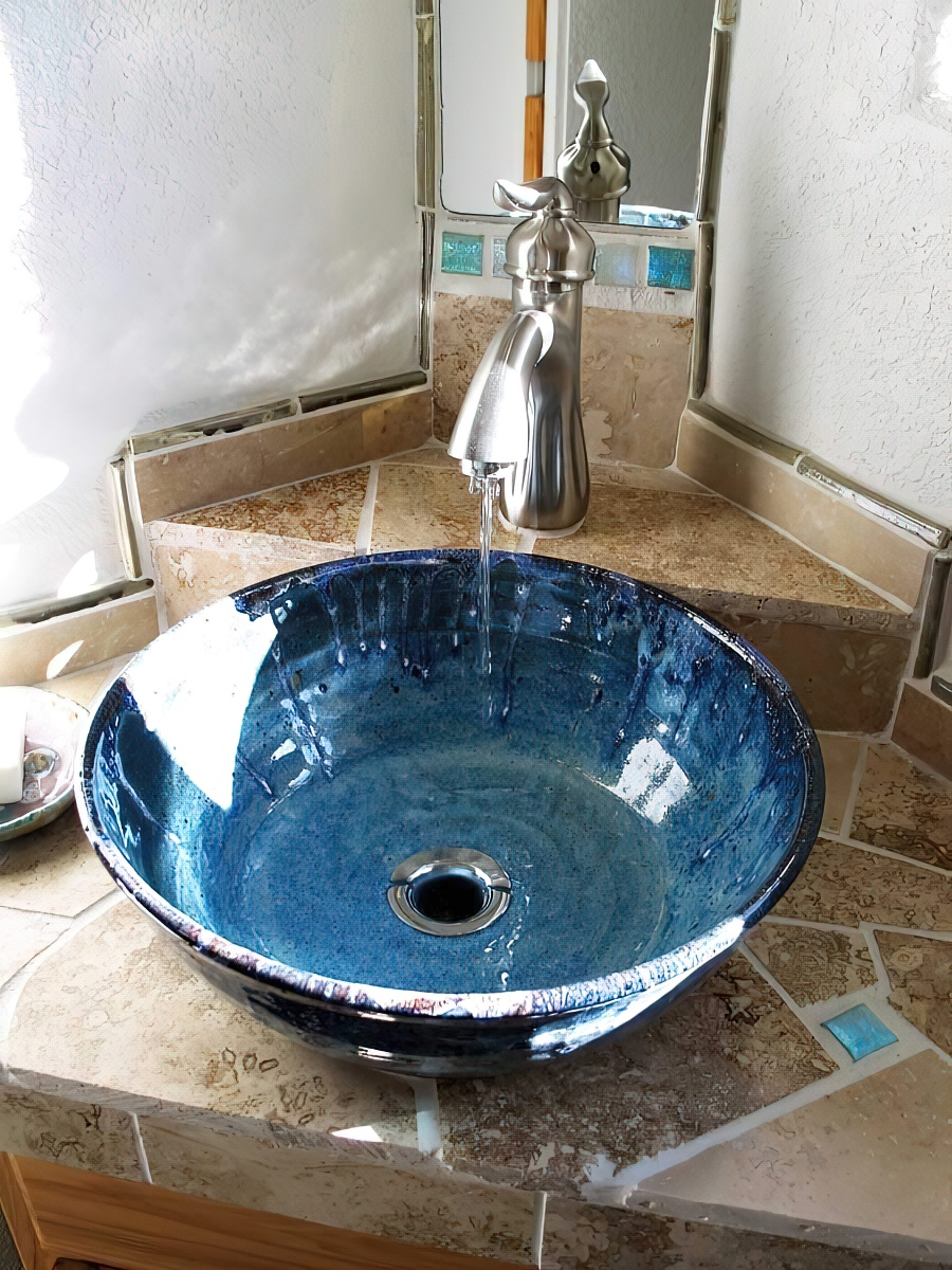 Высота установки раковины в ванной: стандарты высоты умывальника от пола