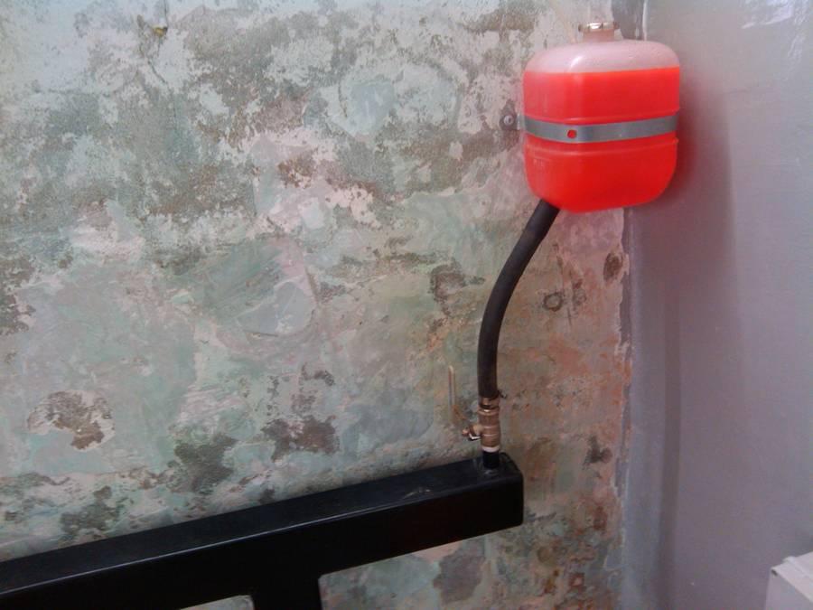 Отопление гаража на тосоле своими руками