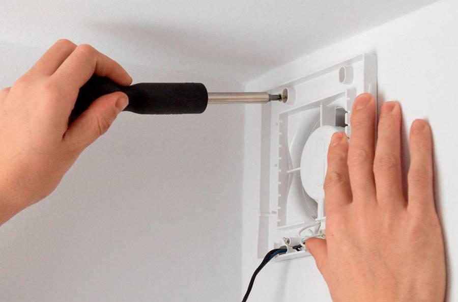 Вытяжной вентилятор в ванную комнату: как выбрать, установка своими руками, вентиляторы вытяжные для ванной комнаты и туалетов