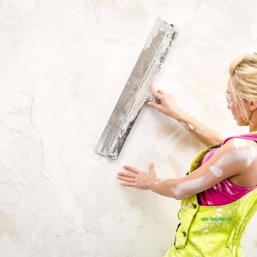Шпаклевание стен под обои: какая лучше для выравнивания, как выбрать готовую смесь, развести сухую своими руками, сколько слоев нужно наносить по технологии