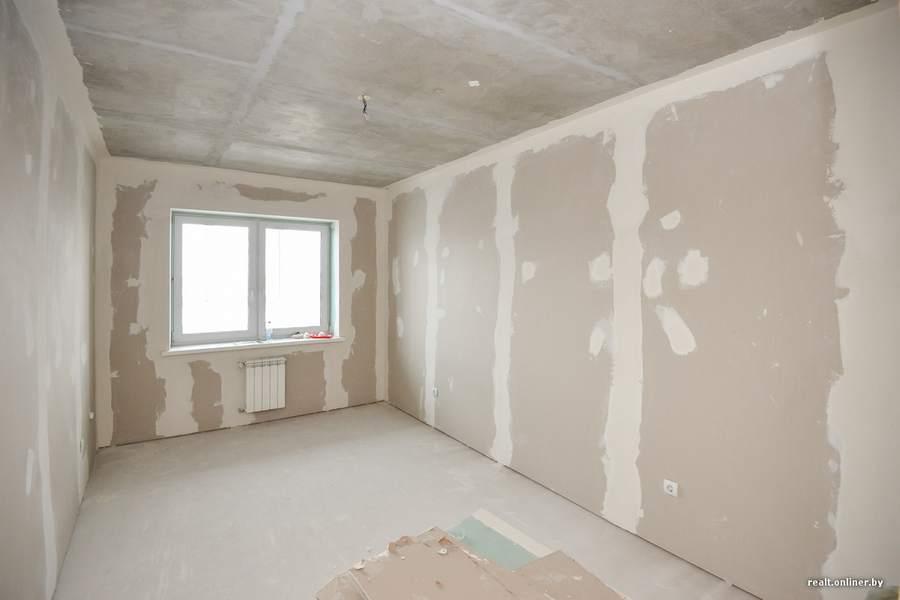 Шпаклевка стен под покраску - как шпаклевать стены