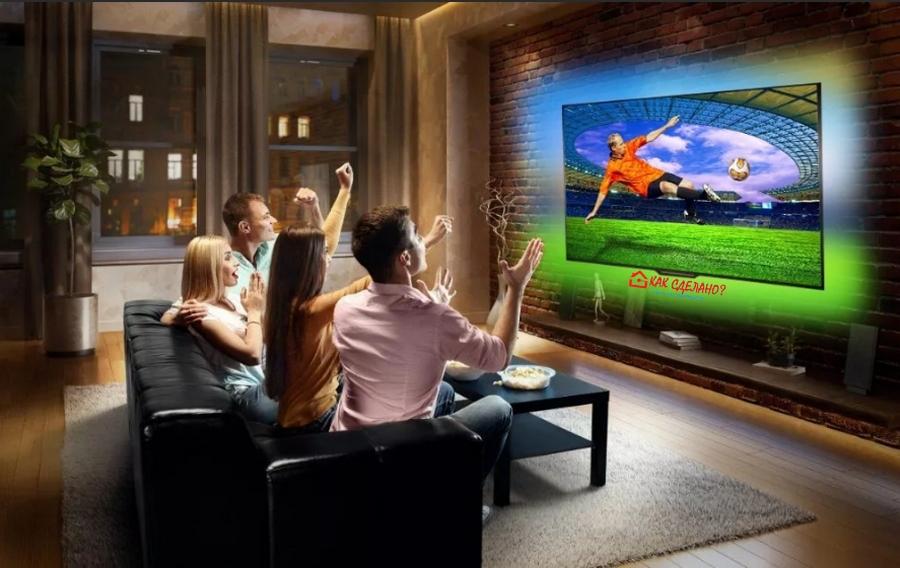 Как просто подключить и настроить телевизор + фото