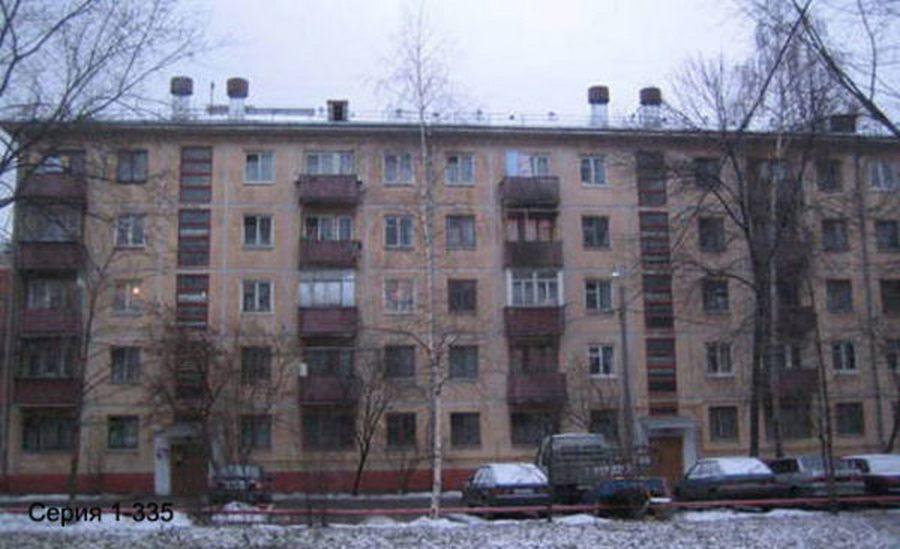Высота 5 этажного дома в метрах: из чего складывается + почему разная
