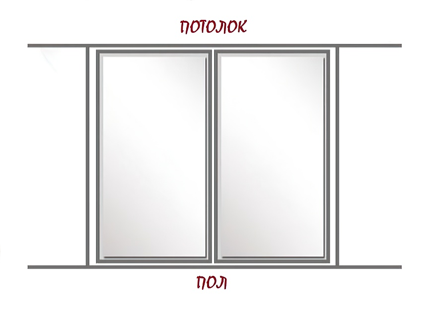 Выбираем шкафы-купе: советов по выбору + обзоры популярных моделей