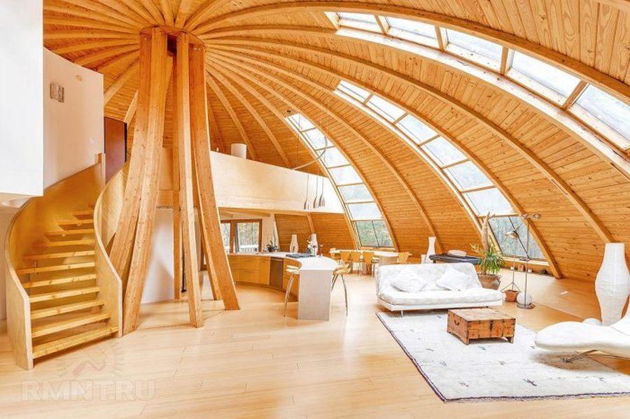 Как делают дома из пенопласта в Японии