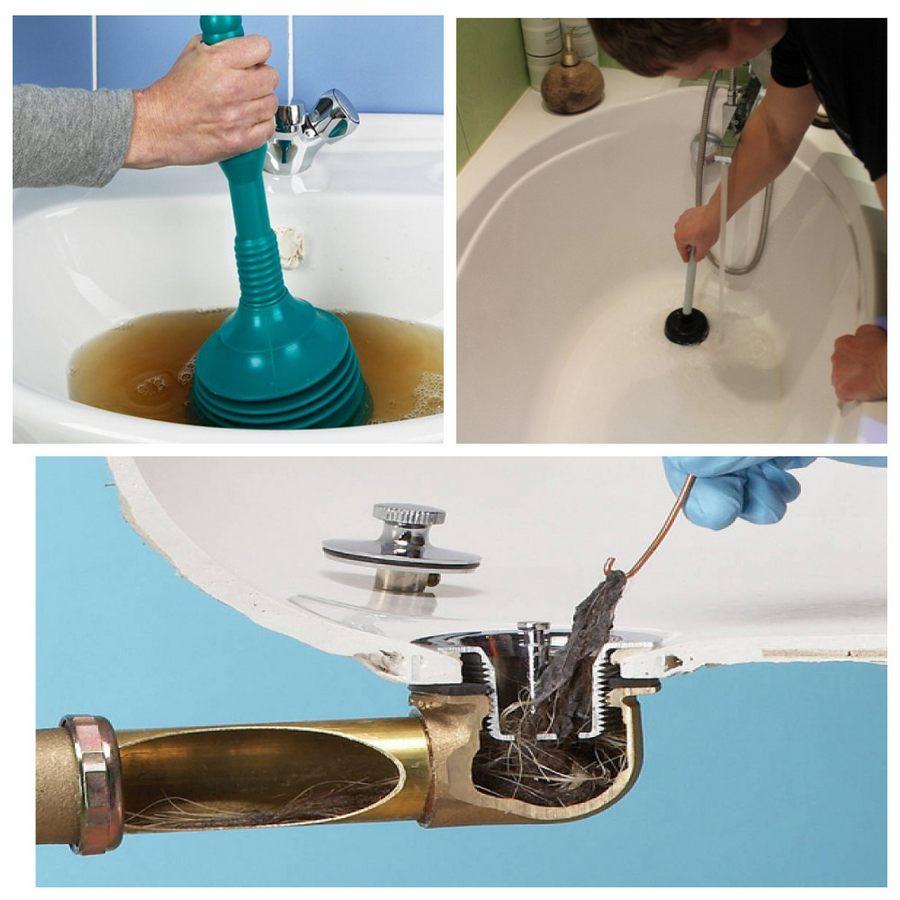Запах канализации в ванной: причины + способы устранения