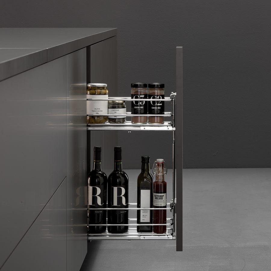 Бутылочница для кухни: что это, виды, конструкции + способы монтажа