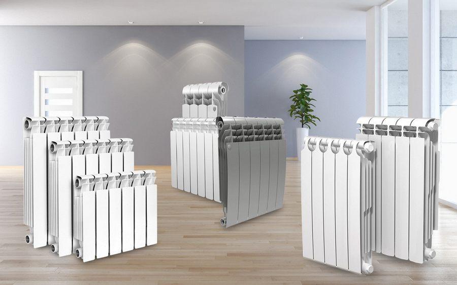 Чем отличается биметаллический радиатор от алюминиевого: какие радиаторы лучше, преимущества батарей отопления + отличие