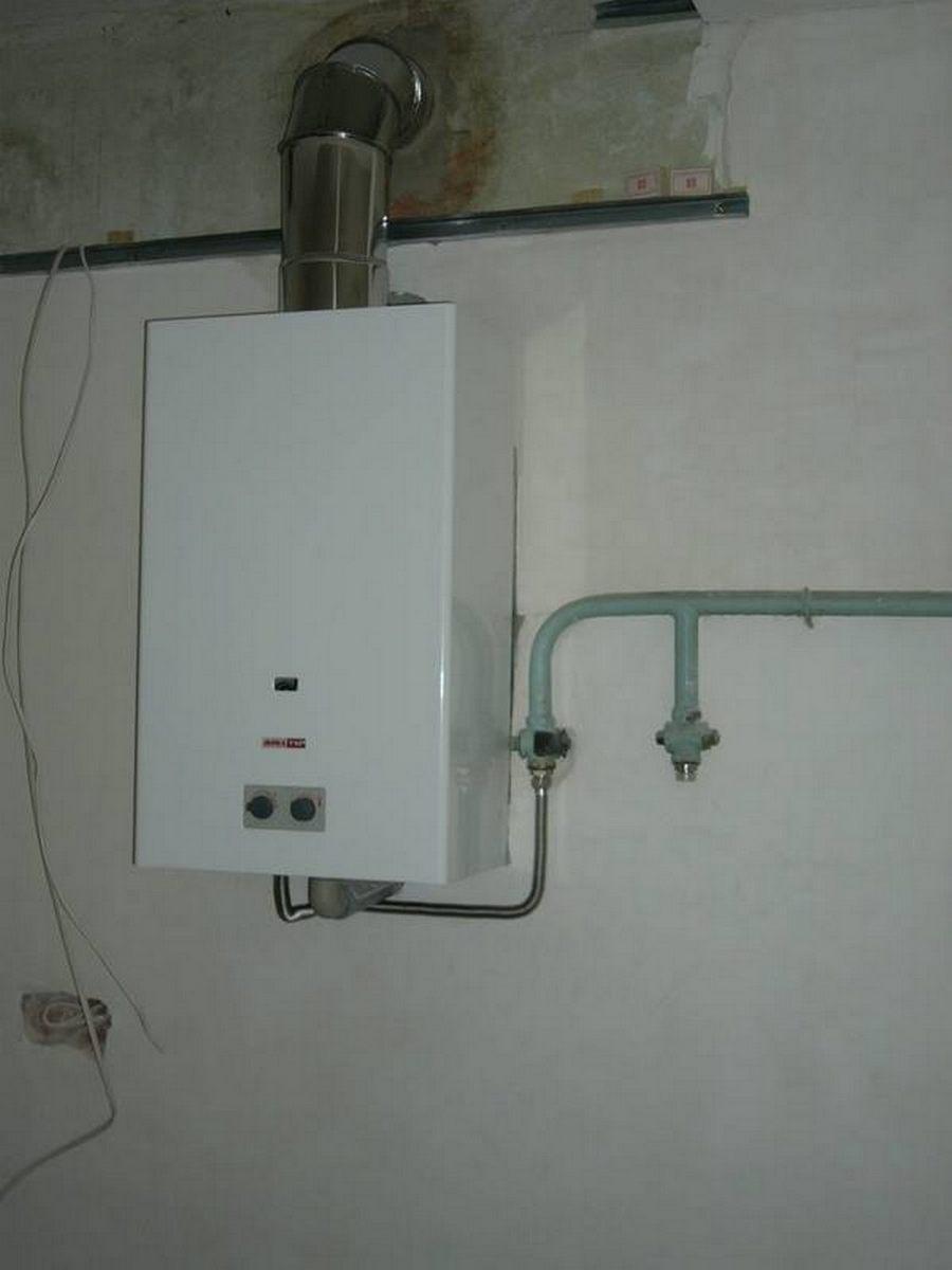 Замена газовой колонки в квартире: как произвести, нормы и требования, кто может поменять, документы, регистрация