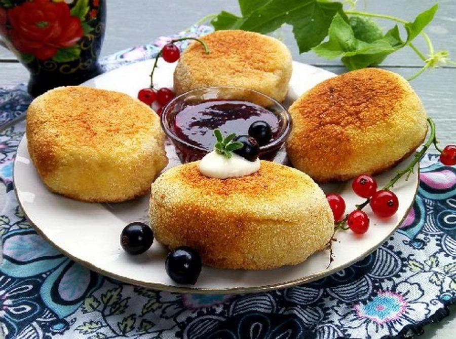 Сырники из творога классические: 10 рецептов сырников вкусных, пышных с фото пошагово