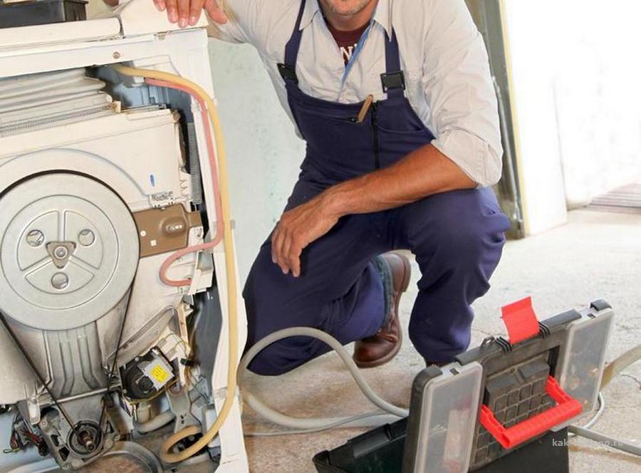 Как одеть (натянуть) ремень на стиральную машину - инструкция